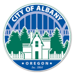 City of Albany Oregon logo